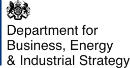 DBEIS Departmental Logo