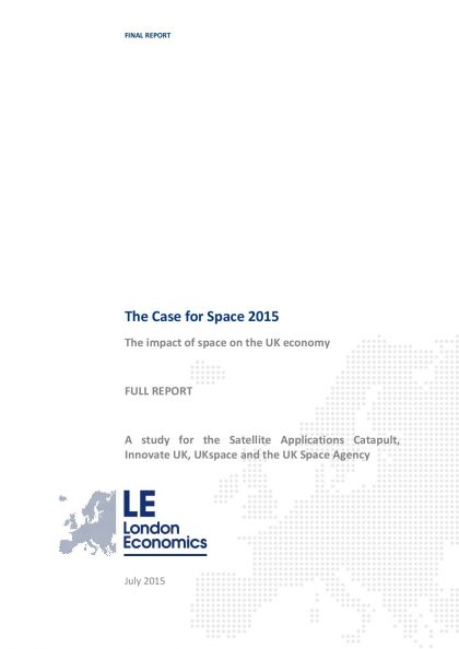 LE Case for Space 2015 Full Report page 001