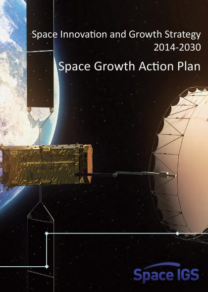 Space IGS Space Growth Action Plan 2014 2030 Nov 2013 1 page 001