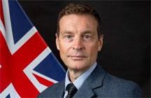 Air Commodore Jules Ball OBE
